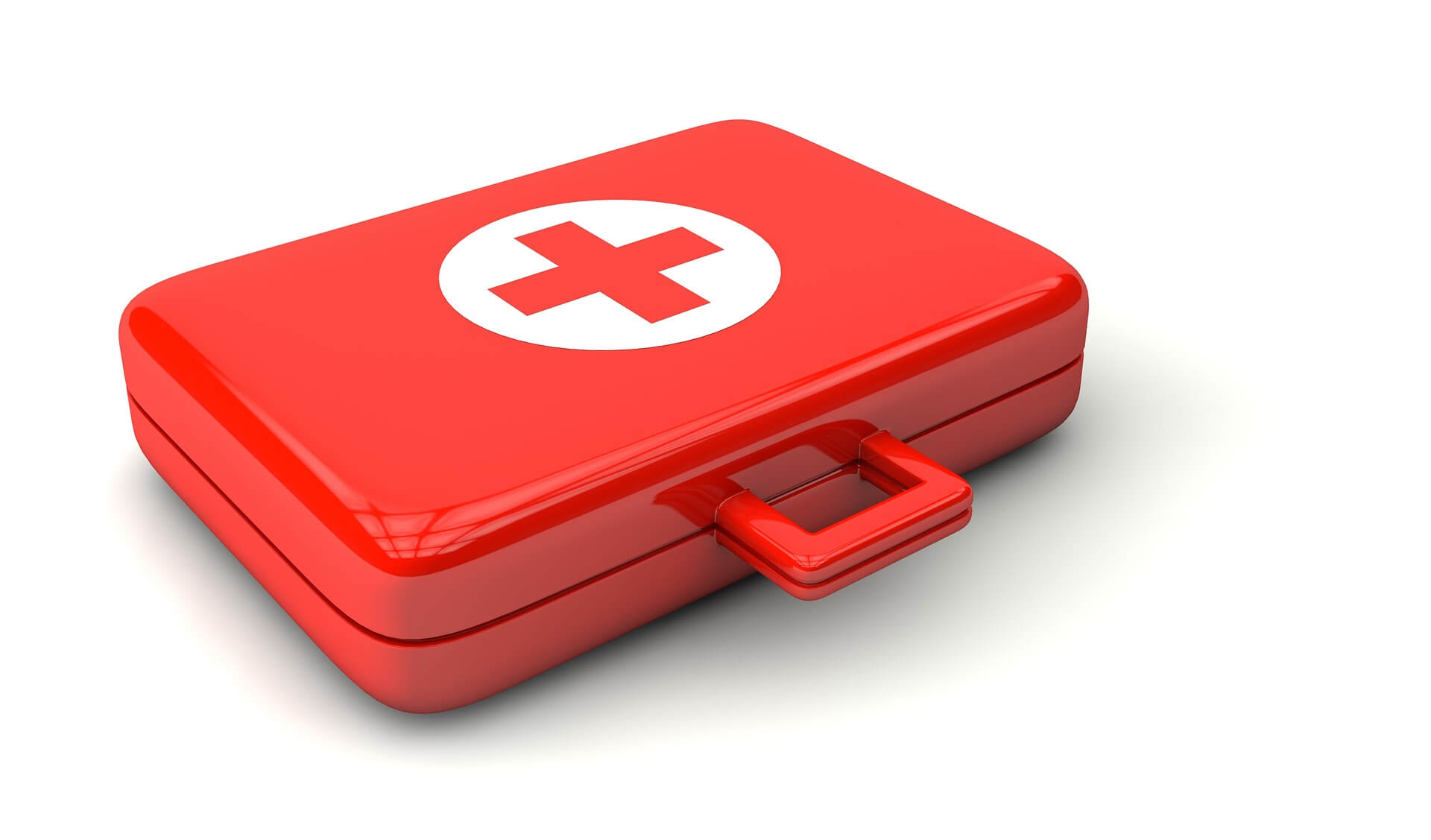 What to have in your first aid kit