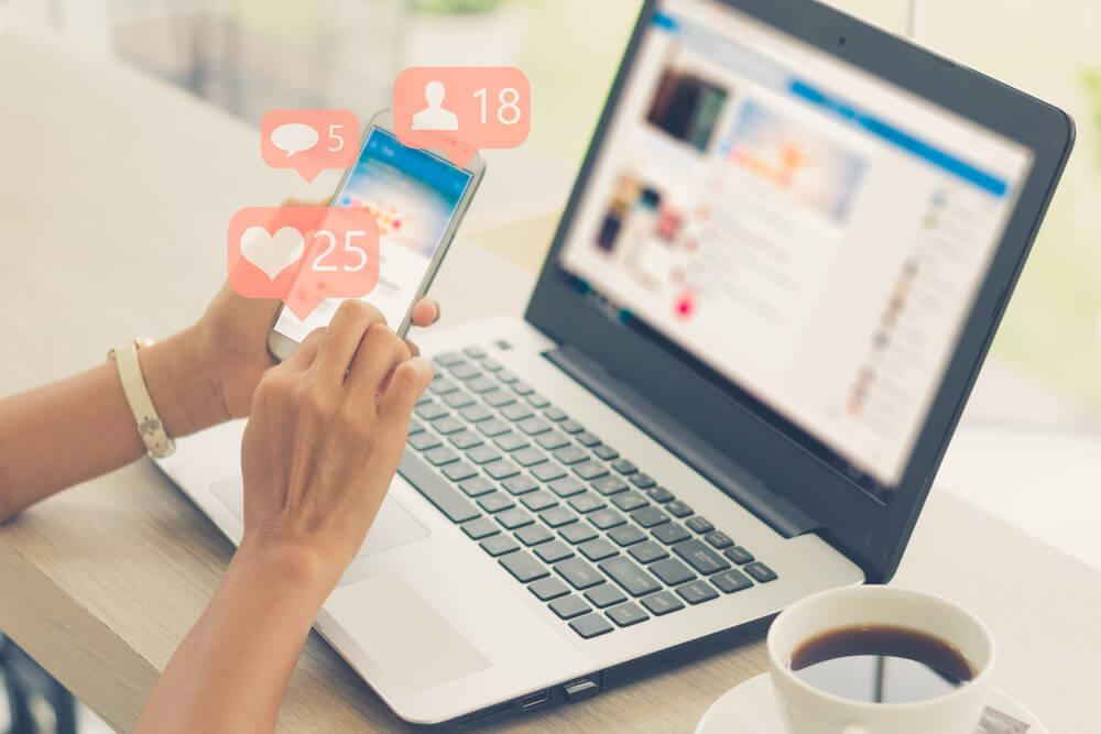 bad social media habits