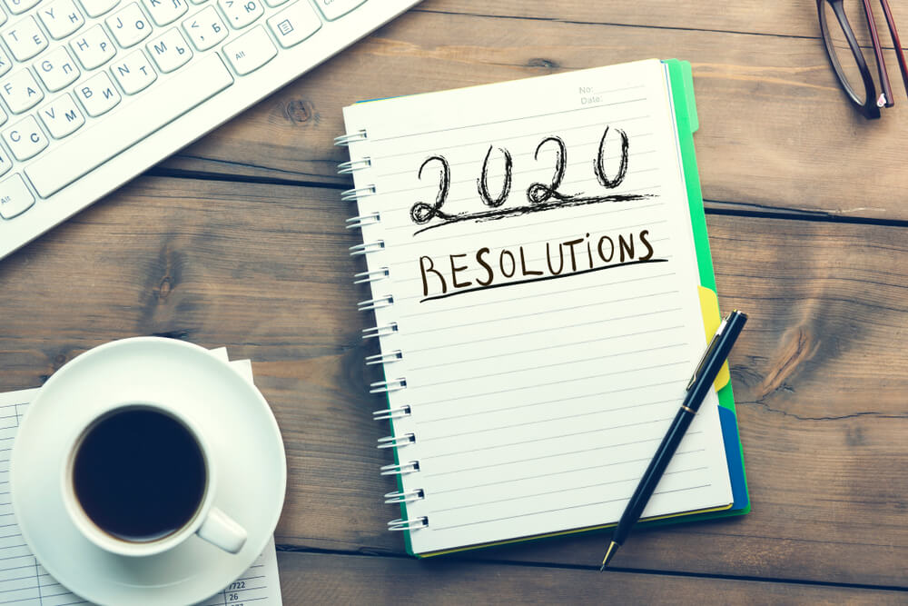 resolutions to take into the New Year