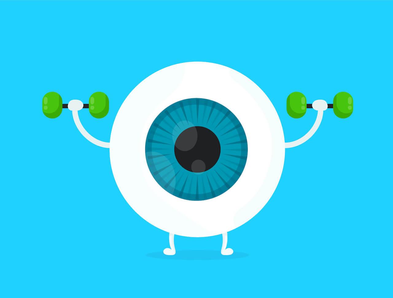 exercise eyes