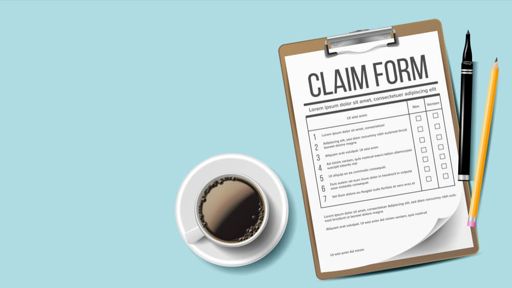 Affinity health claim form
