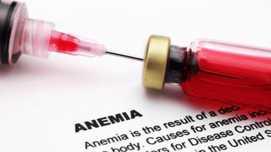 How to manage anaemia