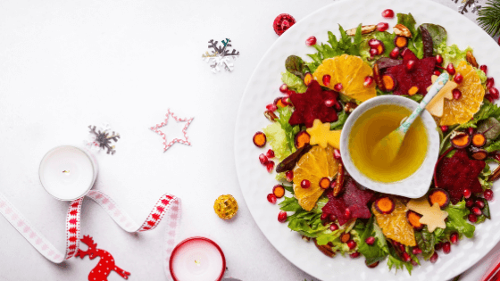 Making Christmas meals healthier