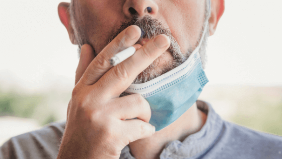 Affinity Health: Tobacco use and the COVID-19 virus