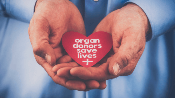 Give The Gift Of Life Say Affinity Health On National Organ Day