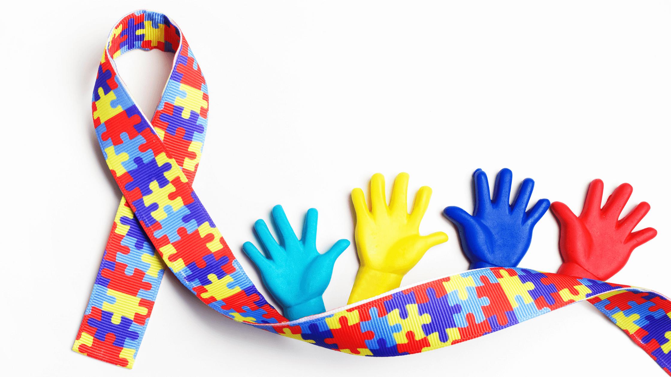 Autism Spectrum Ribbon